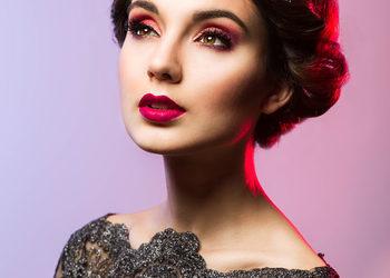 Martyna Krawczyk Beauty - makijaż sylwestrowy