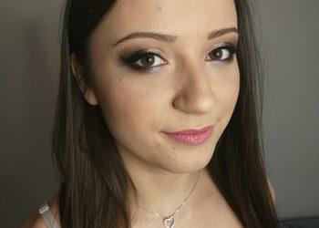 Martyna Krawczyk Beauty - makijaż studniówkowy