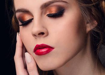 Martyna Krawczyk Beauty - makijaż wieczorowy z dojazdem
