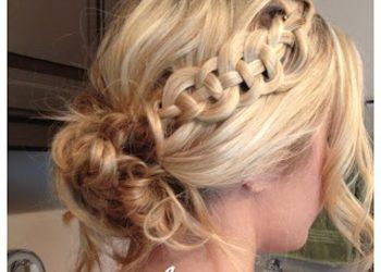 """Salon Fryzjersko- Kosmetyczny """"Hryszko Hair&Beauty"""" - upięcie wieczorowe 1h"""