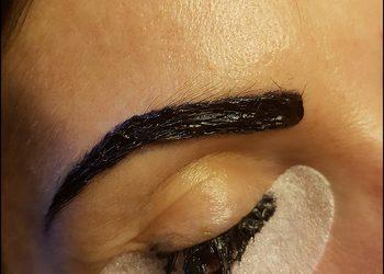 Hair and Beauty ETHERIA - henna rzęs i brwi