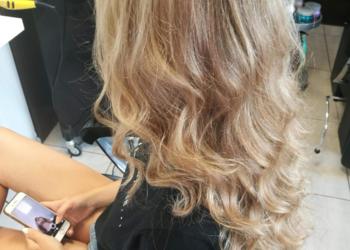 Salon Fryzjerski Perfect Anna Skrzypiec - strzyżenie damskie komplet długie włosy