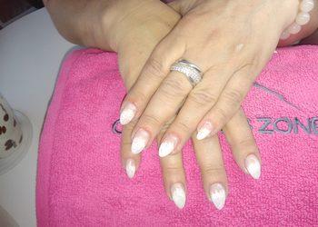 Zdrowy Masaż - paznokcie żelowe french