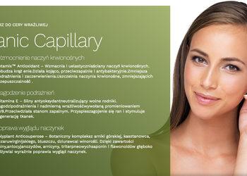 SHARI Beauty Clinic - zabieg capillary - do cery naczyniowej i wrażliwej