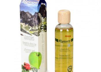 Centrum Kosmetyki DEVORA - płyn pod prysznic jabłko & owoc dzikiej róży