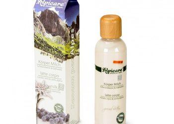 Centrum Kosmetyki DEVORA - organiczne mleczko do ciała czarne jagody & szarotka