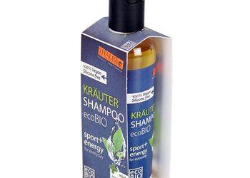 Centrum Kosmetyki DEVORA - szampon ziołowy mięta & rozmaryn