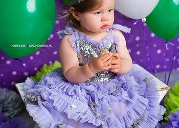 Studio Fotograficzne Karolina Magnowska - sesja urodzinowa dziewczynki (1-7 lat)