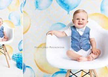 Studio Fotograficzne Karolina Magnowska - sesja urodzinowa chłopcy (1-7 lat)