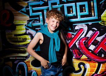 Studio Fotograficzne Karolina Magnowska - sesja urodzinowa chłopcy (8-18 lat)
