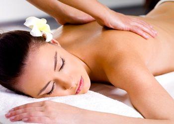 Tiffany's Secret - masaż  ciała-częściowy