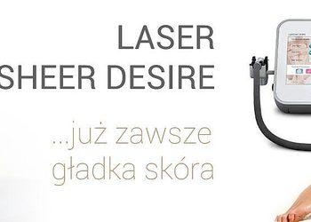 Wyspa Piękna - depilacja laserowa bikini głębokie + pachy