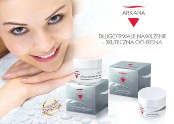 Studio Kosmetyczne URODOMANIA - zabieg oczyszczająco-regenerujący 24-godzinna regeneracja skóry z aminokwasami