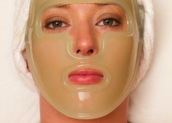 Maska hydrozelowa
