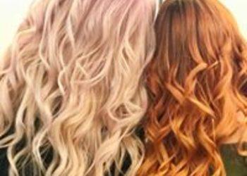 Salon Dorota Tyllak - koloryzacja kremowa organic pure care - odrosty z odświeżeniem koloru + strzyżenie