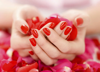 Studio Paznokcia AS Professional Beauty - manicure hybrydowy kolor