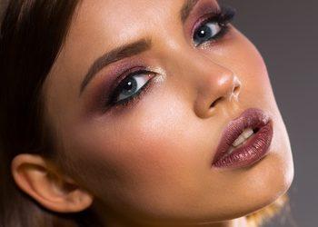 ecoSPA - makijaż wieczorowy