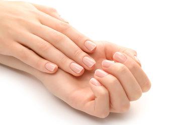 Glam Nail - manicure frezarkowy bez malowania / męski