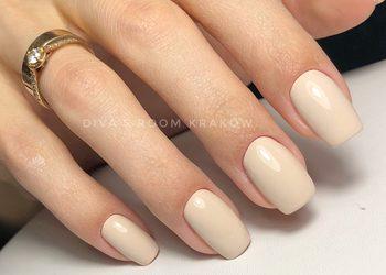 DIVA'S ROOM - manicure hybrydowy bez ściągnięcia