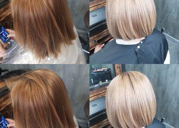 Magia Blondu Danuta Cyboroń - koloryzacja +refleks+cięcie+modelowanie