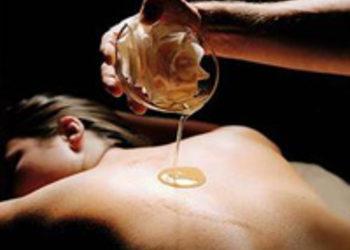 ecoSPA - masaż gorącymi olejami
