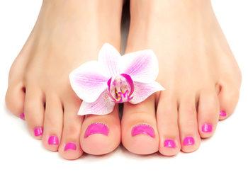 Salon mediSpa - totalna odnowa stóp i paznokci