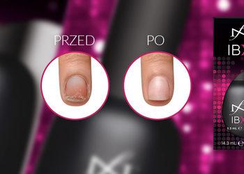 Tiffany's Secret - manicure klasyczny z ibx system