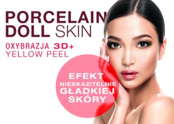 Yasumi Toruń Pdgórz - porcelain doll skin - efekt porcelanowej skóry - twarz