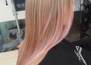 Studio Urody Profesja - włosy długie / koloryzacja joico