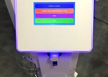 KLEOPATRA gabinet kosmetyczny - criss oxybrazja- peeling wodno-tlenowy z infuzją tlenową