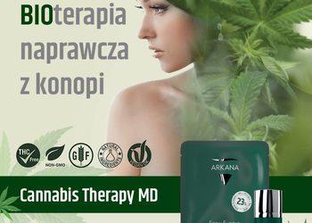 Klinika Urody - cannabis- bioterapia naprawcza z konopią