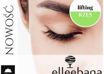 Studio Kosmetologii Looksus - lifting rzęs elleebana