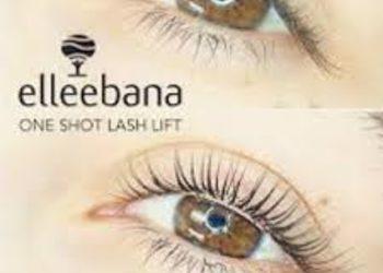 Tiffany's Secret - 1.elleebana one shot lash lift + botox + laminowanie