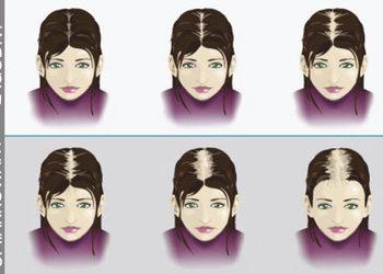 Tiffany's Secret - zabieg zapobiegający wypadaniu włosów z modelowaniem