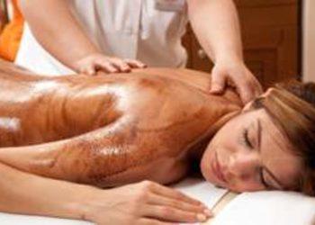 YASUMI Centrum - peeling ciała - masaż peelingujący