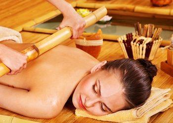 YASUMI Łódź Centrum - masaż bambusowy