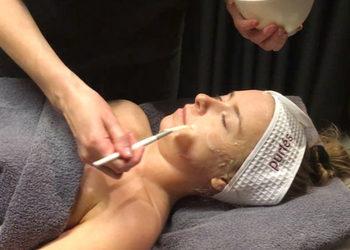 beautebar - rytuał pielęgnacyjny - dedykowany do rodzaju, kondycji i potrzeb skóry - masaż - drenaż limfatyczny + peeling + sonoforeza/ ultradźwięki z aktywatorem + maska