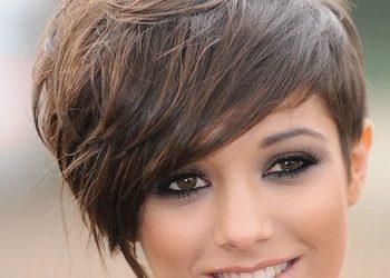 Tiffany's Secret - strzyżenie damskie włosy krótkie z modelowaniem