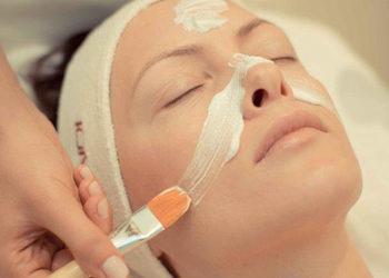 KLUB PIĘKNA Gabinet Kosmetyczny  - migdałowy blask - zabieg złuszczania kwasem migdałowym, laktobionowym i glukonolaktonem