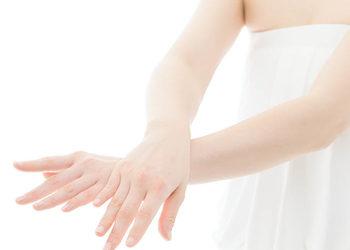 Tiffany's Secret - depilacja - ręce