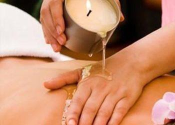 Instytut Urody POR FAVOR - masaż świecą
