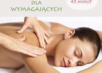 Gabinet masażu ILONA - masaż pleców, 45min