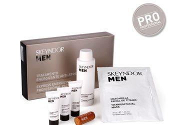 Beauty M Studio Urody - intensywny zabieg energetyzujący, anti-age dla mężczyzn.