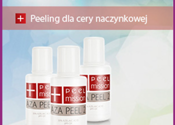 Podocare Gabinet Podologiczno - Kosmetologiczny mgr Paulina Przybyłek - peel mission - linia aza peel