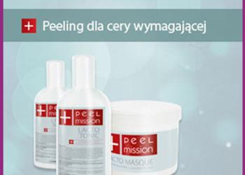 Podocare Gabinet Podologiczno - Kosmetologiczny mgr Paulina Przybyłek - peel mission - linia lacto peel