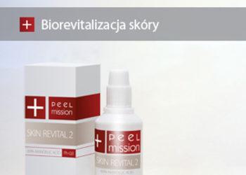 Podocare Gabinet Podologiczno - Kosmetologiczny mgr Paulina Przybyłek - peel mission - linia skin revital