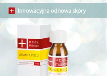 Podocare Gabinet Podologiczno - Kosmetologiczny mgr Paulina Przybyłek - peel mission - linia vitamin c peel