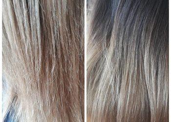Fryzma & Kosma - polerowanie włosów