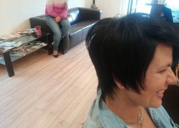 Studio Milion - modelowanie włosów krótkich