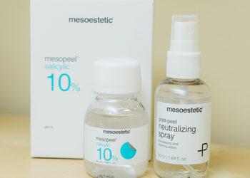 SALAMANDRA Beauty Clinic Bielsk Podlaski - mesoestetic kwas salicylowy 10%